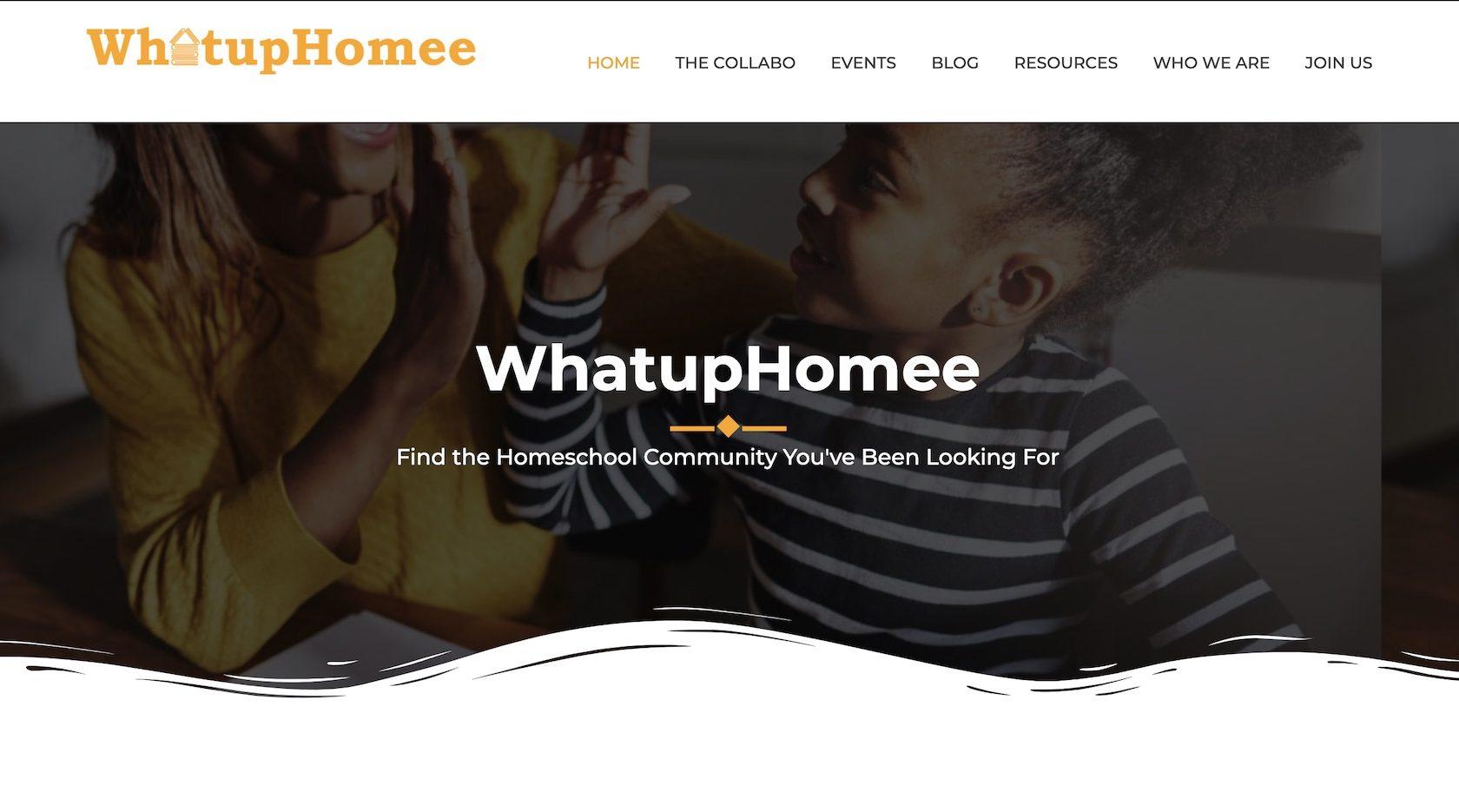 whatuphomee
