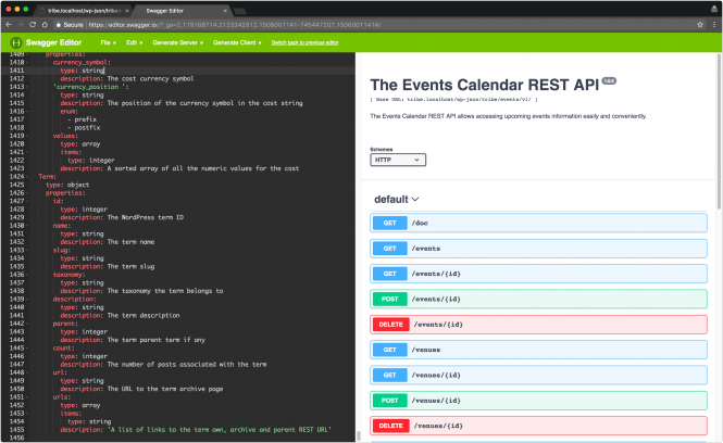 Introduction to The Events Calendar REST API