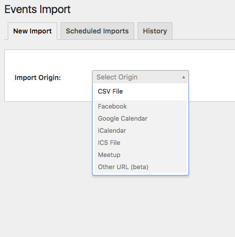 Event Aggregator Facebook Import not working   The Events