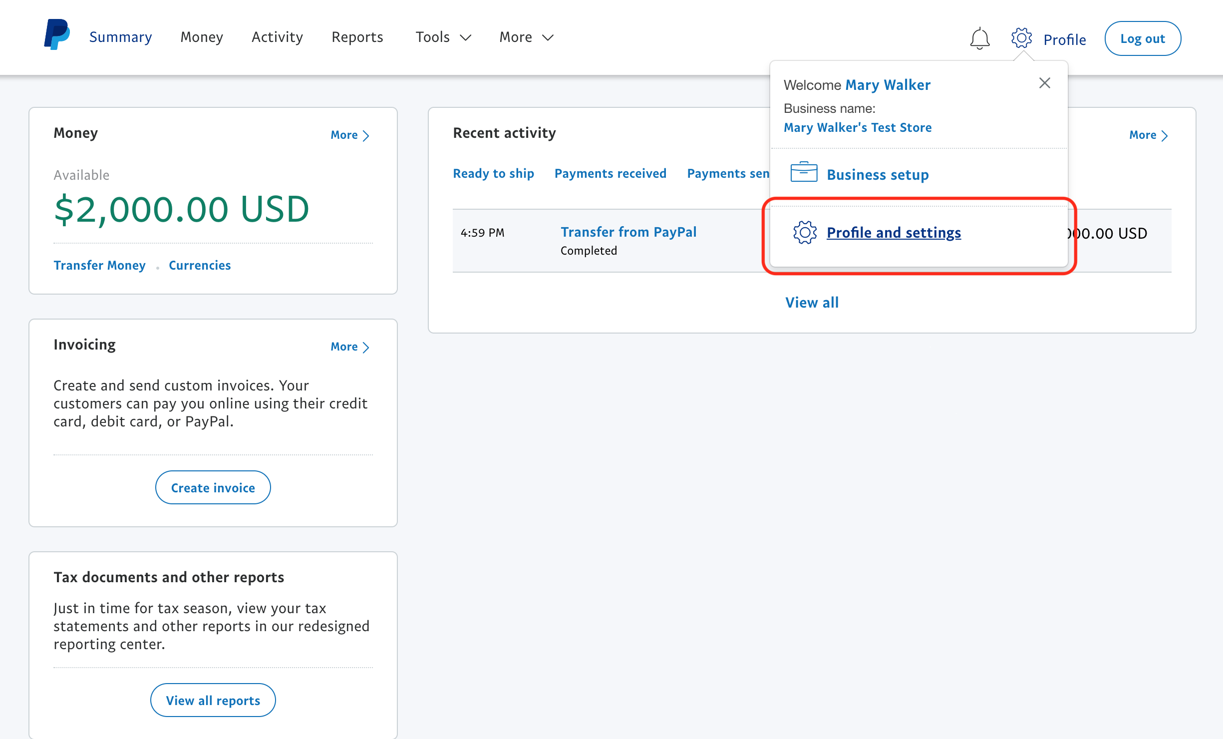 Configuring Tribe Commerce with PayPal