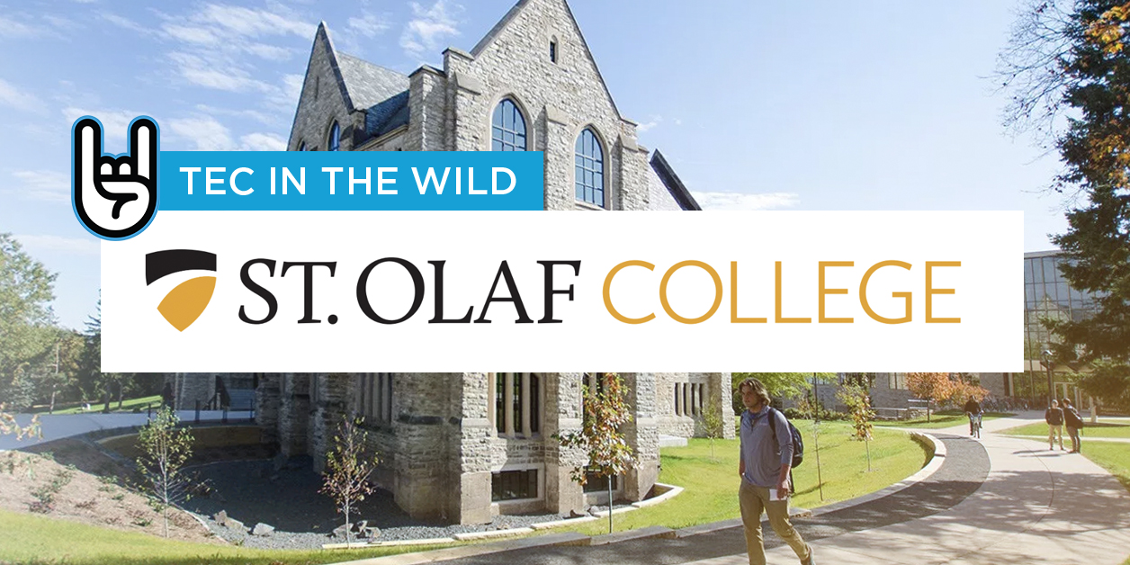 st olaf college uses the events calendar