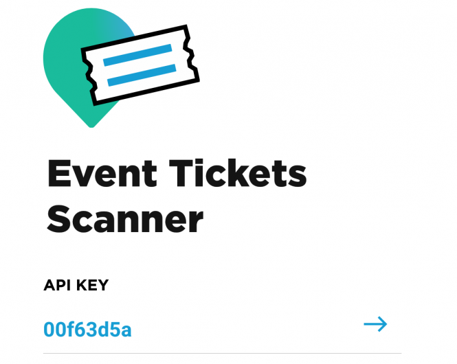 Using QR codes with Event Tickets Plus