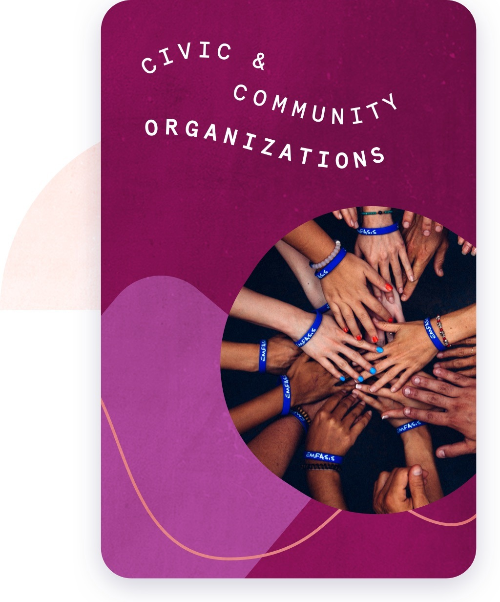 Civic & Community Organizations
